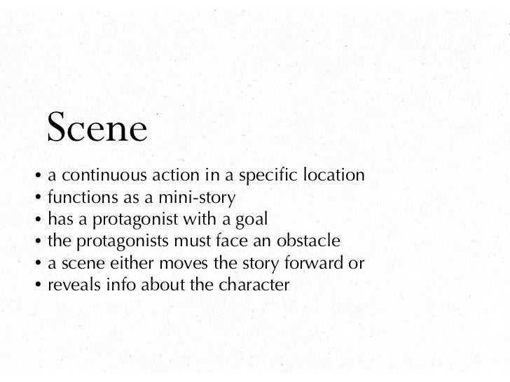 script writing examples