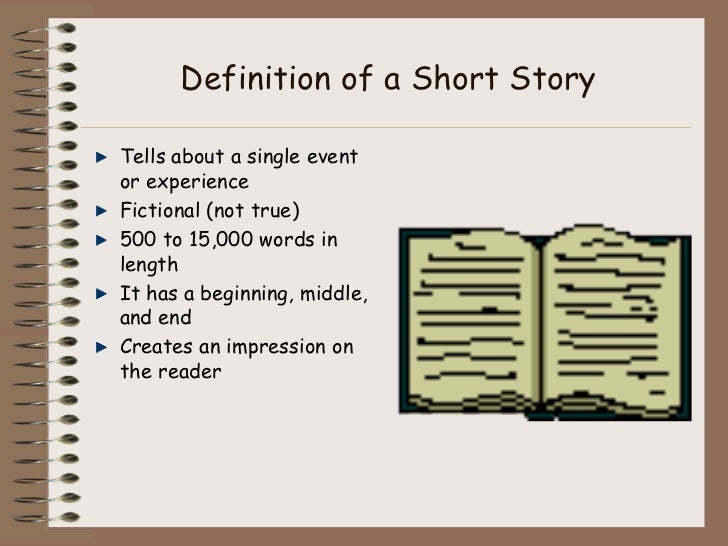 how to write a short story opt 1
