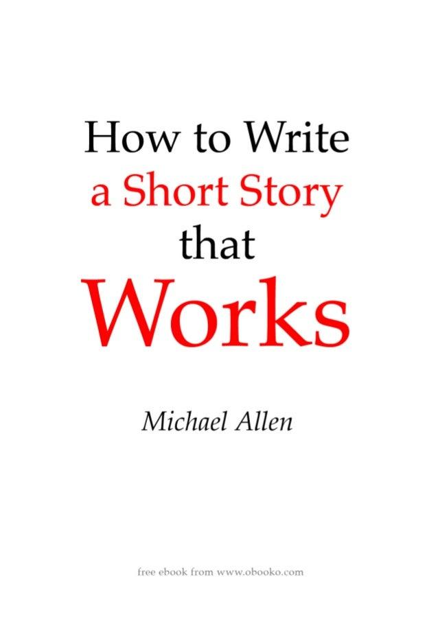 Short Stories 101