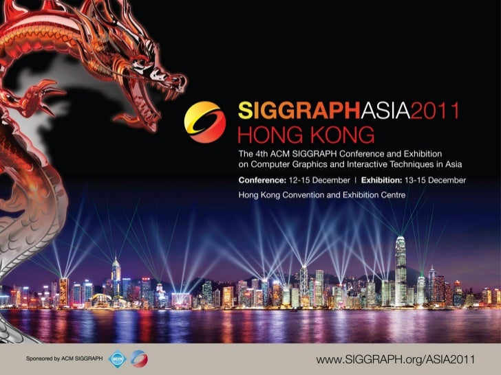 How to write a SIGGRAPH paperReconstructed from SIGGRAPH Asia 2011 Course