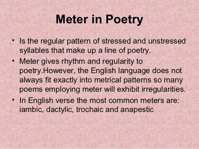 how to write a stanza poem