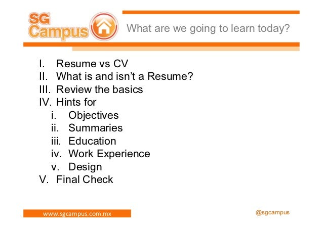 how to create a successful resume - Successful Resume