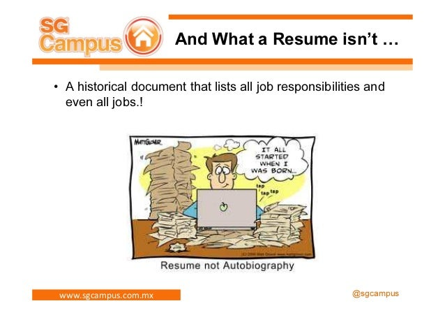 How To Create A Successful Resume Axiomseducationcom