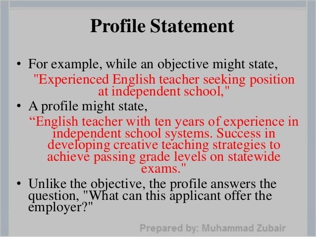 Resume Profile Examples Teacher Teacher Resume Examples Teaching Education  Finance Manager Profile Summary Financial Management Resume  Resume Profile Statement Examples