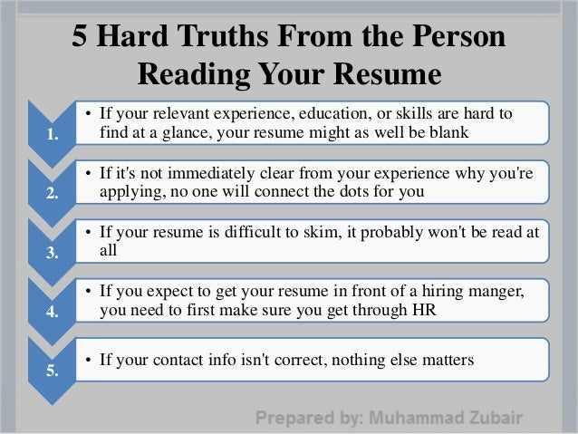 1 2 3 4 5 ...  How To Update Your Resume