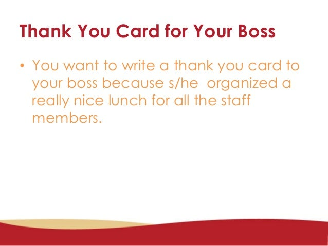 what to write on a thank you card