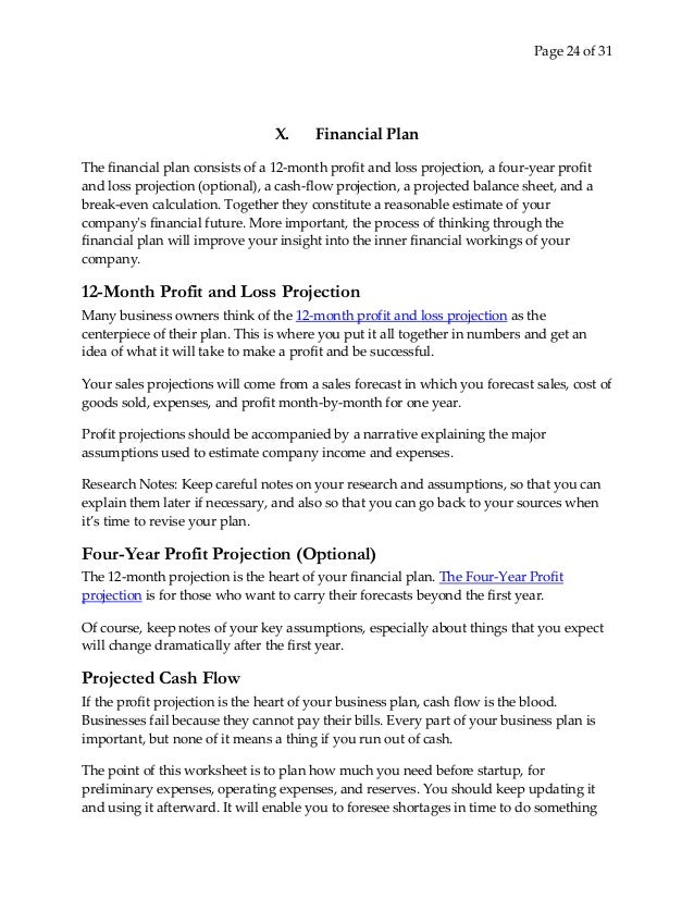 How To Write A House Flipping Business Plan – Sample Small Business Plan