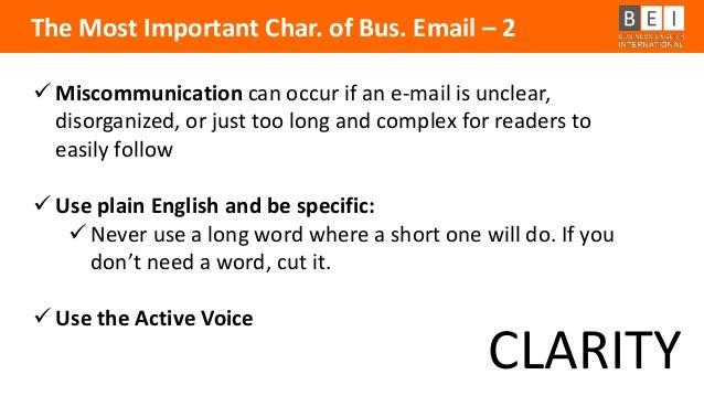 Write Strong, Active Voice Sentences