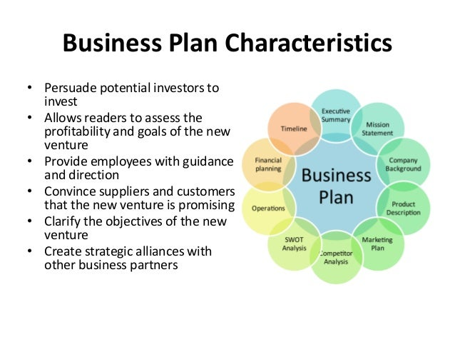 what are the characteristics of a business
