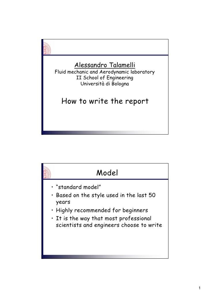 Alessandro Talamelli Fluid mechanic and Aerodynamic laboratory          II School of Engineering            Università di ...
