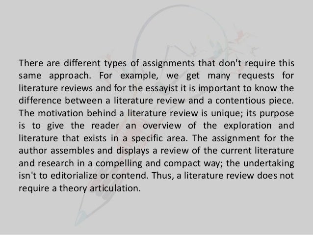 Conscience Essay  There Are Different Types Of  English Composition Essay Examples also Sample Essays For High School Students How To Write Different Types Of Essay Into The Wild Essay Thesis