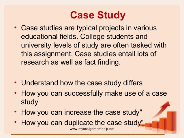 The Fundamentals of Case Study Help Revealed