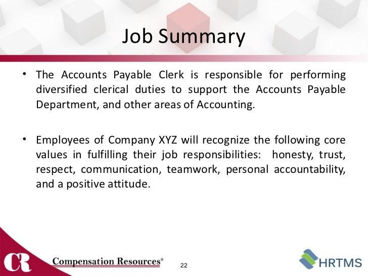 Awesome Job Summaryu2022 ... Regarding Job Summaries