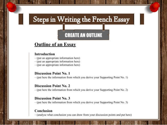 french introduction essay French as level resources essential resources as level french essay titles by topic as level french essay paragraph openers microsoft word.