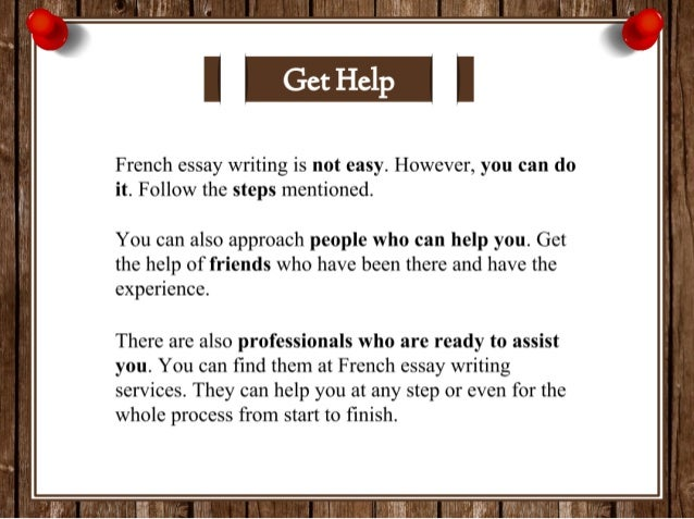 write french essay Are you struggling to write essays in french in this article, i have shared a list of  30 useful french words and phrases that will help you create.