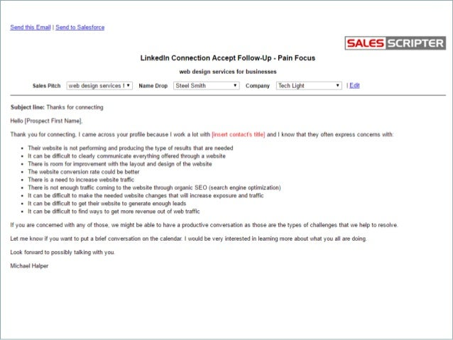 Sales Pitch Email from image.slidesharecdn.com