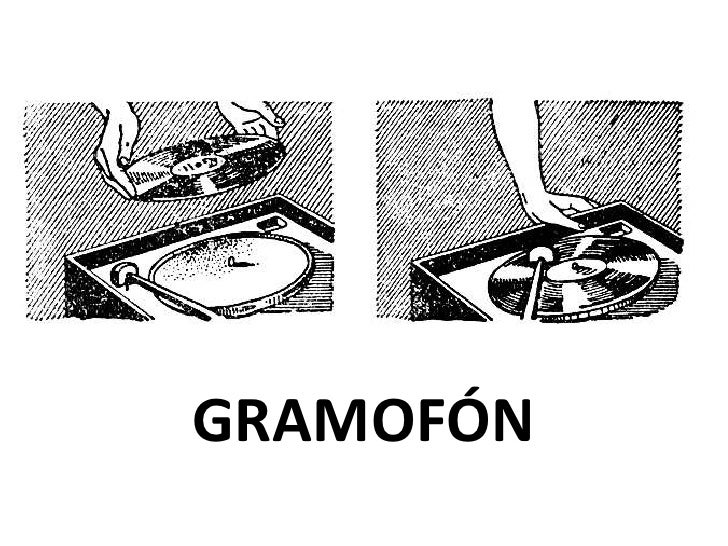 GRAMOFÓN<br />