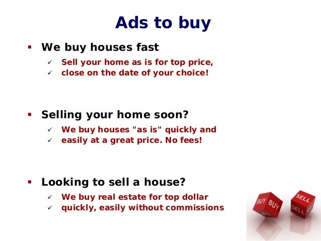 writing service ads that sell