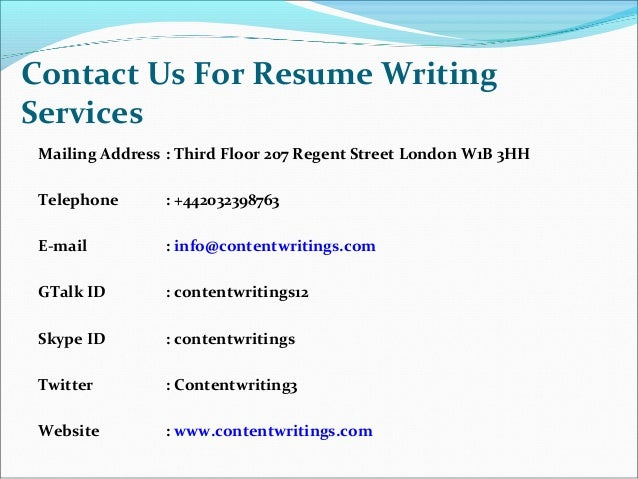Good Resume Writings] How To Write A Resume Resume Genius, Download .