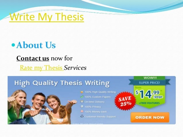 Expert writing services