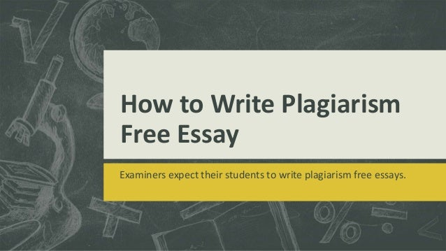 how to write an essay on plagiarism Writing guides graduate students how to write a thesis statement a thesis statement expresses the central argument or claim of your essay.