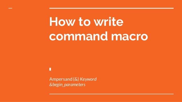writing autoconf macros