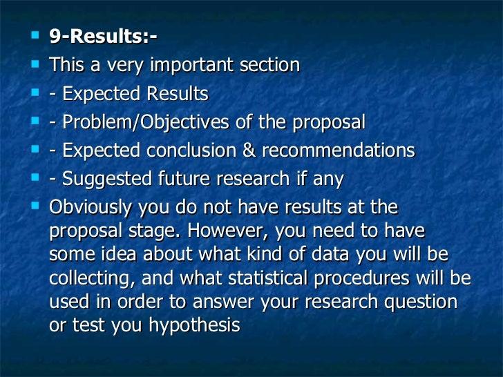<ul><li>9-Results:- </li></ul><ul><li>This a very important section  </li></ul><ul><li>- Expected Results </li></ul><ul><l...