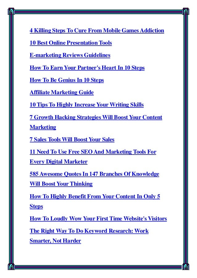 How To Write Seo Articles That Rank On Search Engines In Easy 10 Steps