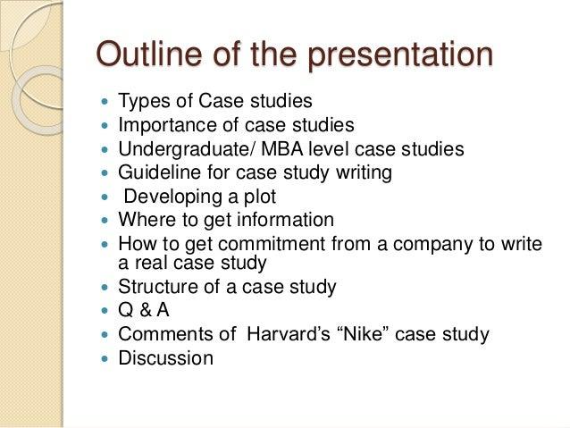 case study writing