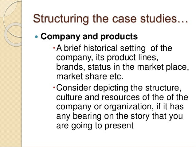 how to find business case studies
