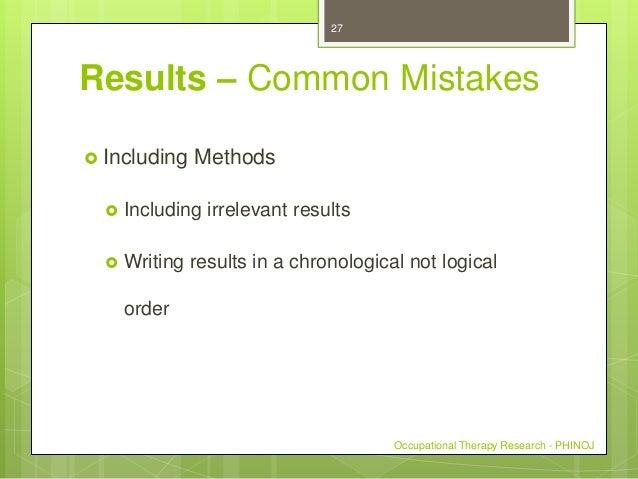 dissertation methodology tense