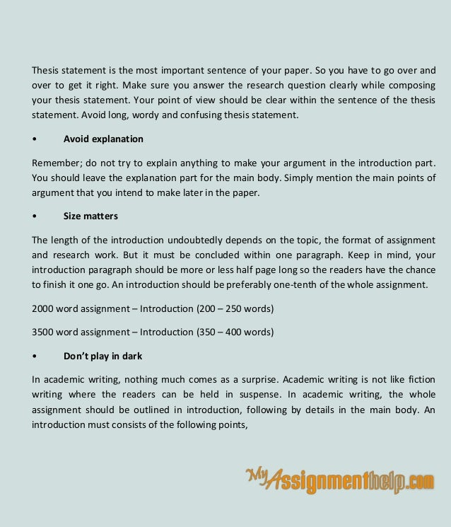 Wordy essay