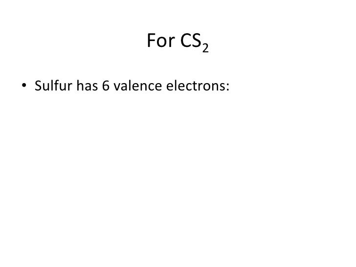 how to write the lewis structure of carbon disulfide 11 728?cb=1341122189 how to write the lewis structure of carbon disulfide
