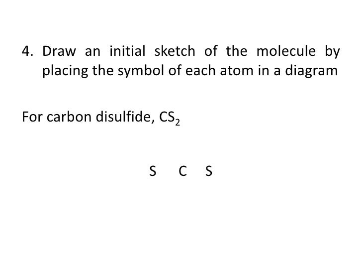 how to write the lewis structure of carbon disulfide 9 728?cb=1341122189 how to write the lewis structure of carbon disulfide