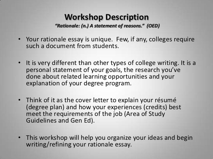write dissertation rationale What is rationale in thesis save  a dissertation or thesis is a document submitted in support of candidature for a degree or professional.