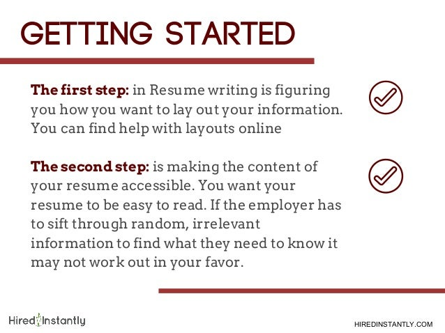 resume writing hiredinstantlycom 3