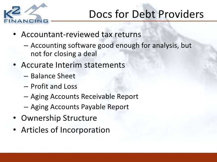 off balance sheet financing vehicles restructuring Outstanding pr incipal balance ubpr user's guide off balance sheet the unused portions of commitments to extend credit for the specific purpose of financing.