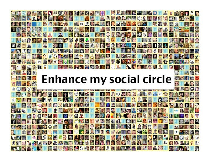 Expand my social network