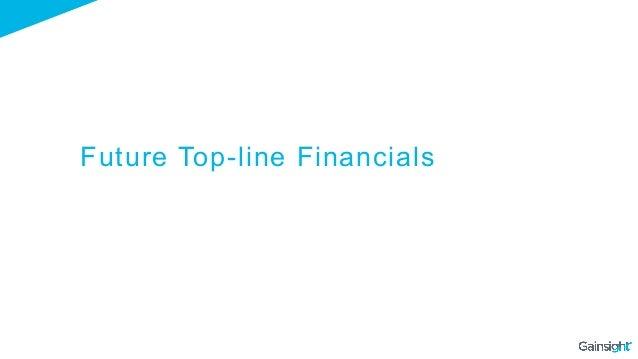 Future Top-line Financials
