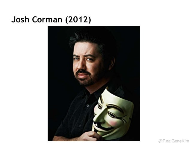 @RealGeneKim Josh Corman (2012) 48