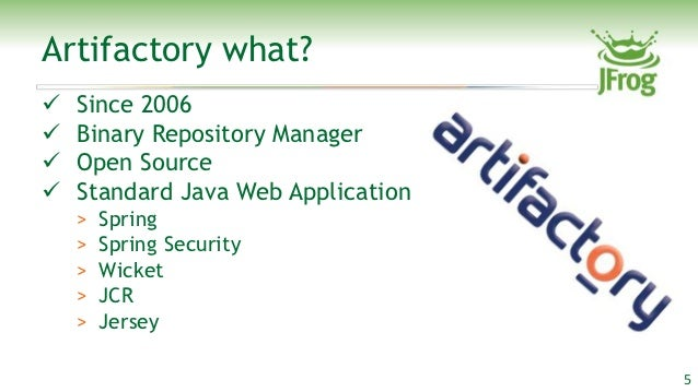 Artifactory SaaS Benefits for the