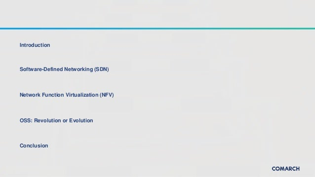 How will virtual networks, controlled by software, impact OSS systems? Slide 2