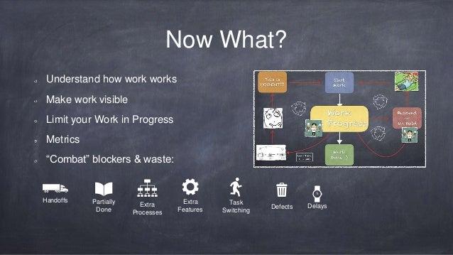 Understanding How Work Works to Improve Flow Slide 3