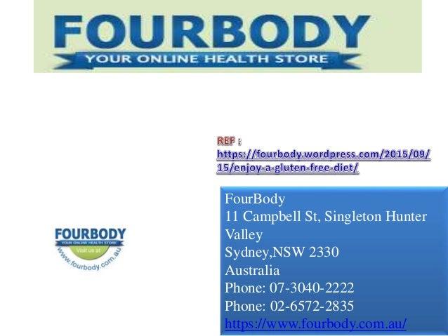 FourBody 11 Campbell St, Singleton Hunter Valley Sydney,NSW 2330 Australia Phone: 07-3040-2222 Phone: 02-6572-2835 https:/...
