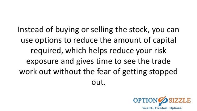 How can you lose money trading options