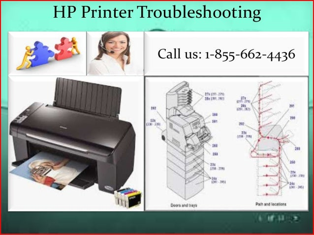 1-855-662-4436 HP Printer Not Printing, Troubleshooting