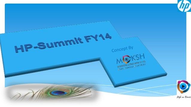 HP-Summit FY14 Brief
