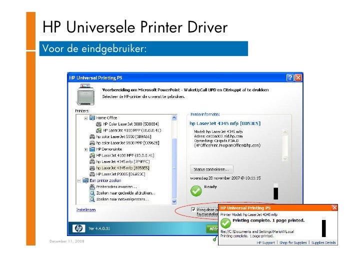 HP Support & Drivers