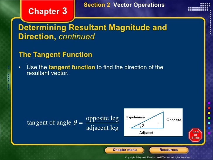 Physics - Chapter 3 Powerpoint