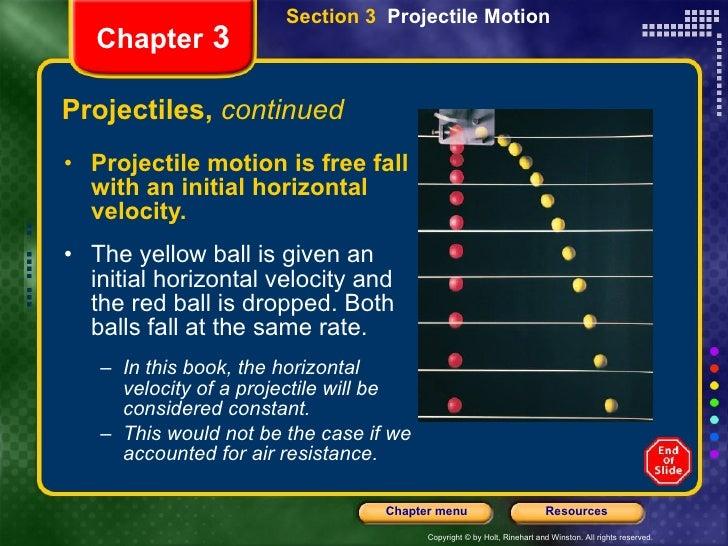 Projectile motion part 1 ppt download.